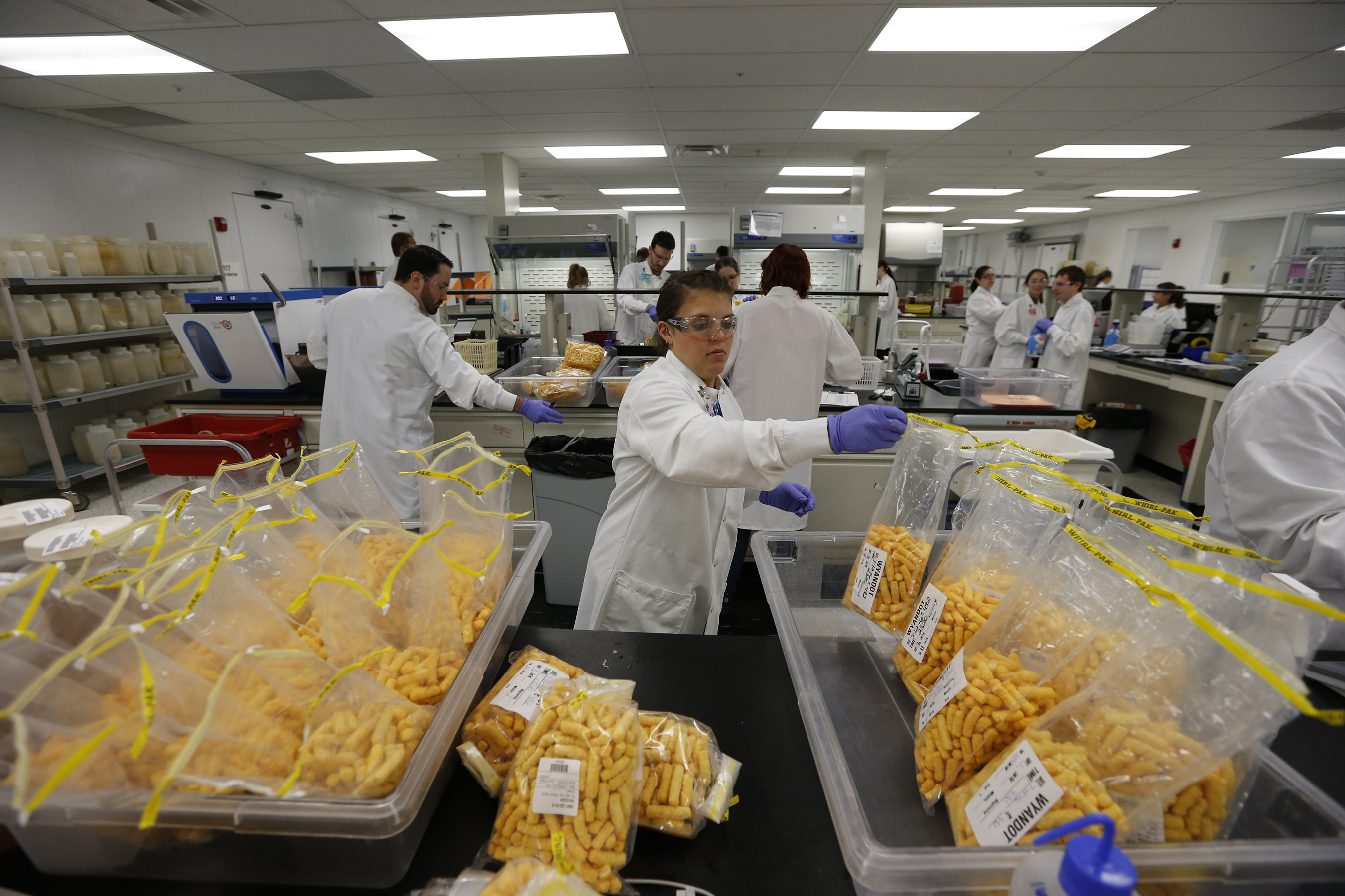 Nestlé Makes Strides On Global Quality Roadmap With State-of-the-Art Expansion At The Nestlé Quality Assurance Center In Dublin, Ohio