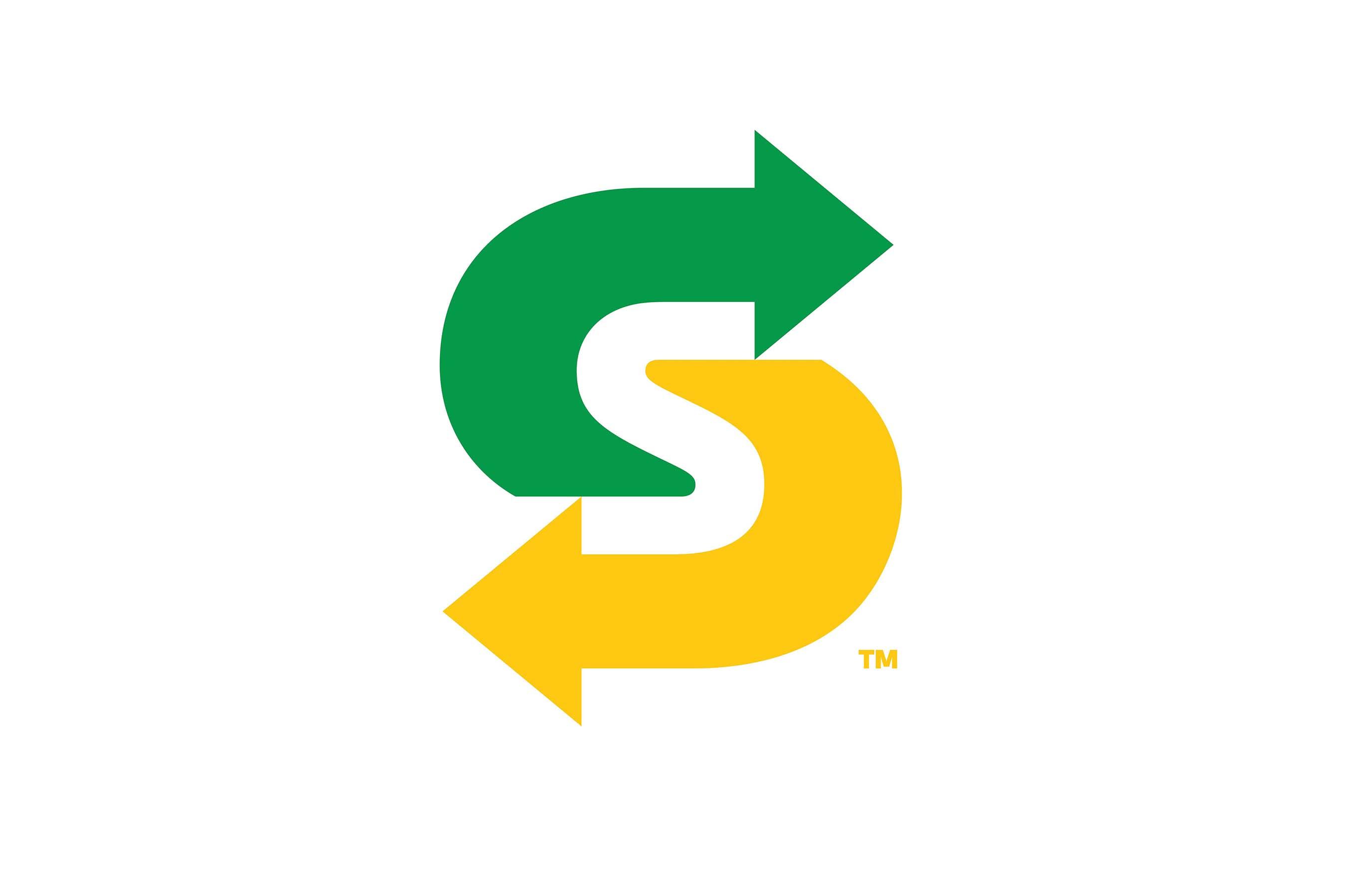 subway174 restaurants reveals bold new logo and symbol
