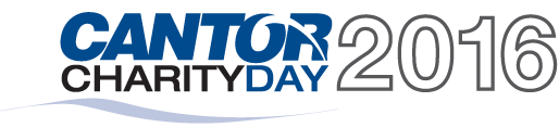 Cantor Charity Day Logo