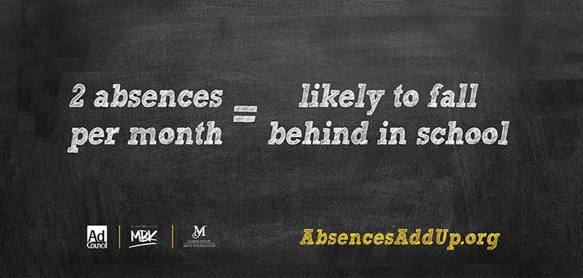New Research Shows Nearly Half of American Parents Underestimate the Harm of School Absences