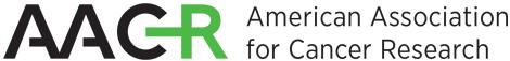 AACR logo