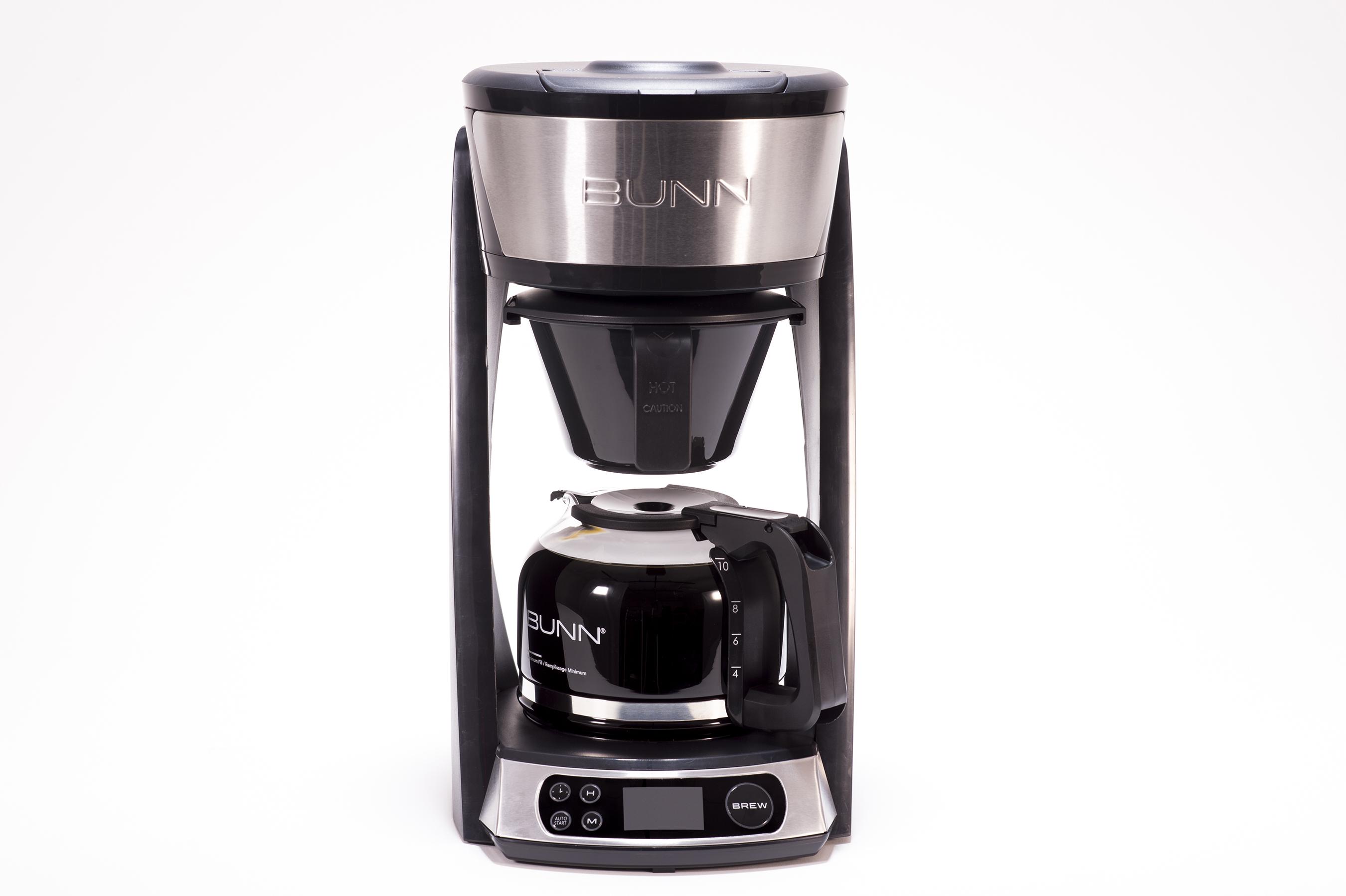New Bunn 10 Cup Programmable Coffeemaker Helps Coffee