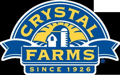 Crystal Farms logo