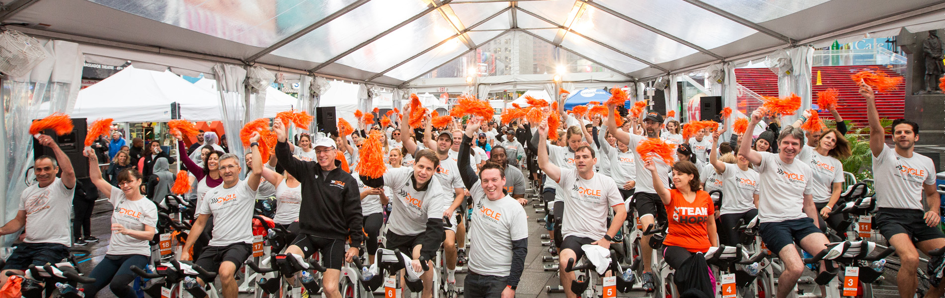 9b40d8b7c Cycle for survival launches 2017 battle to beat rare cancers  over ...