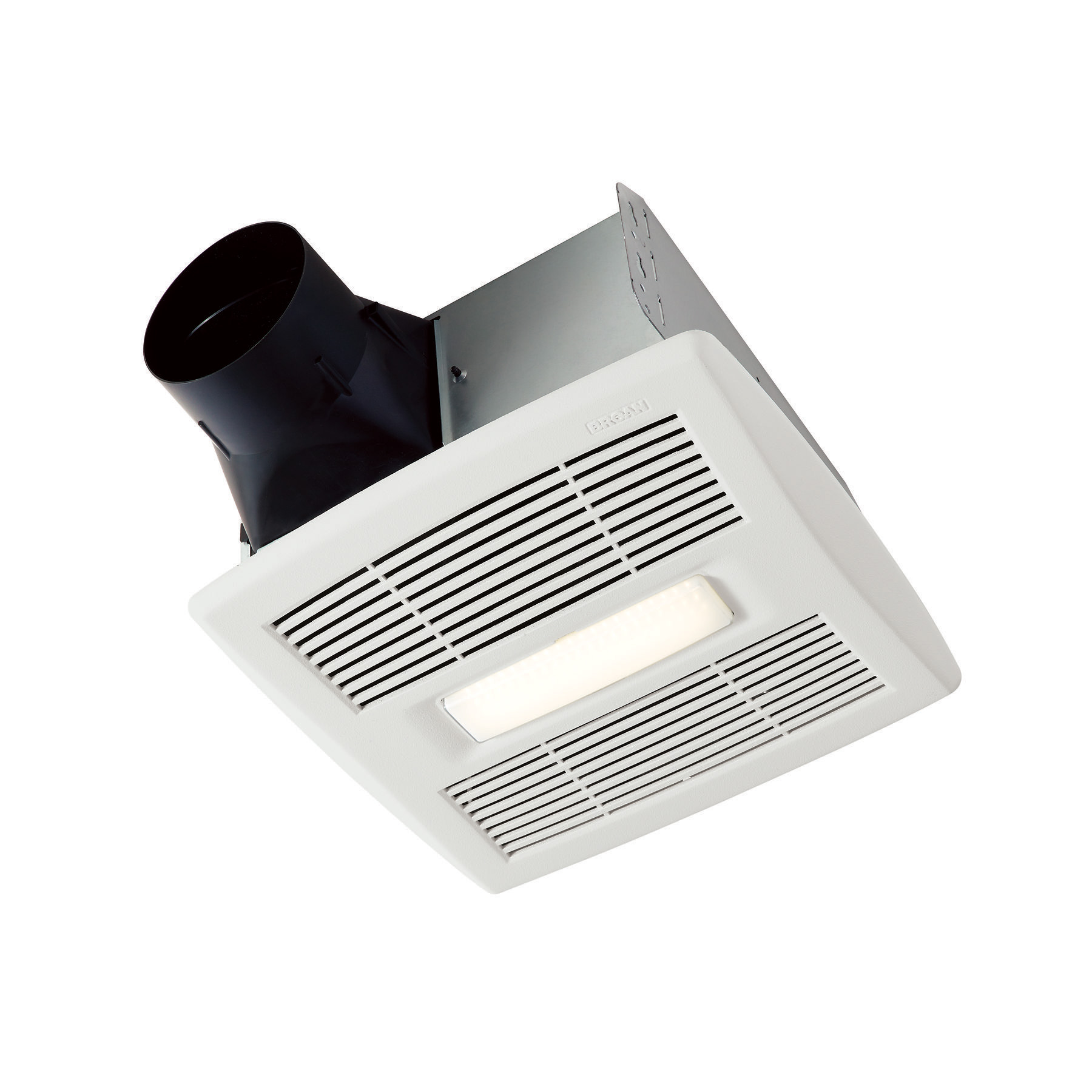 Nutone Bathroom Fan With Light not your average bath fan: performance meets elegance with the new