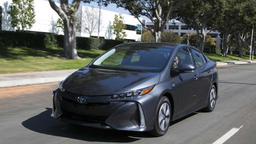 2017 Best Toyota Prius Prime