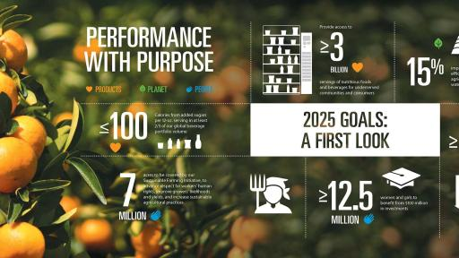 pepsico sustainability report