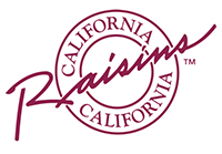 California Raisins logo