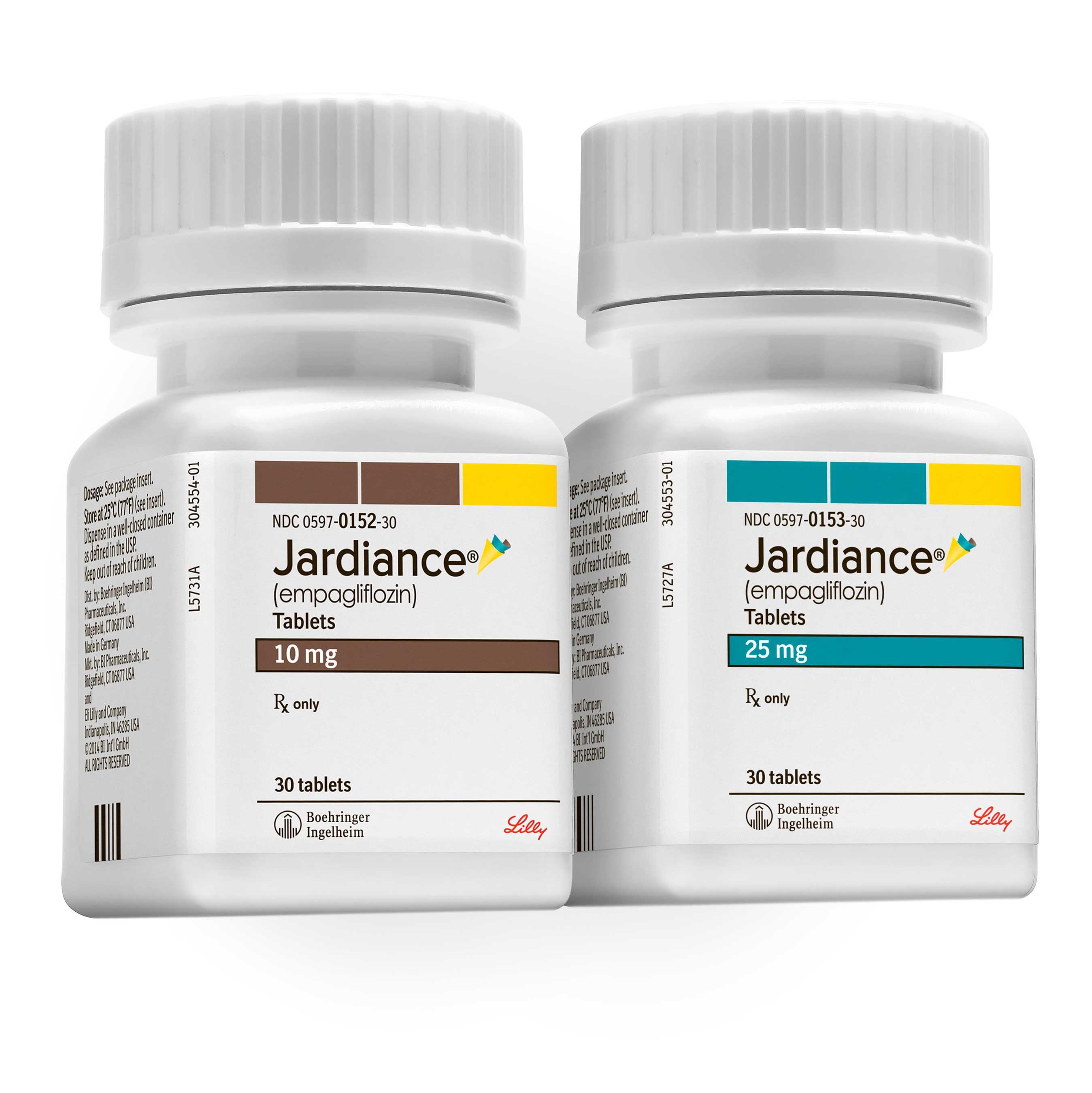 U S Fda Approves Jardiance 174 Empagliflozin Tablets To