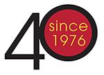 Since 1976 logo