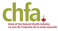 Canadian Health Food Association logo