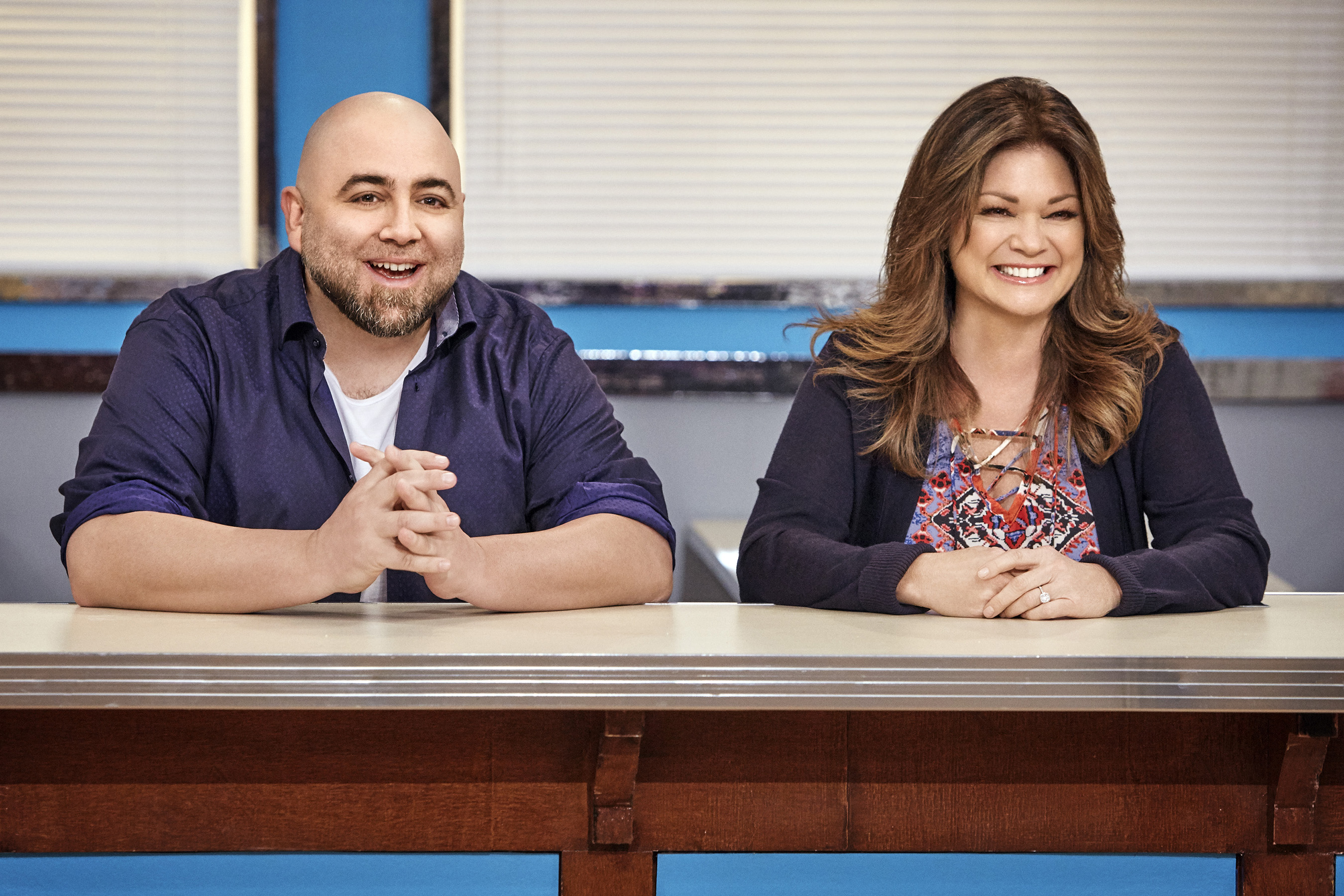 Valerie Bertinelli And Duff Goldman Are Back With A New Batch Of