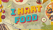I Hart food logo