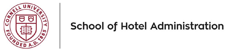 CORNELL UNIVERSITY SCHOOL OF HOTEL ADMINISTRATION logo
