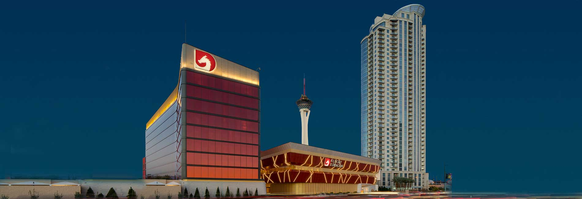 lucky dragon casino las vegas grand opening