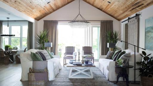 Fans Get First Peek At Hgtv Dream Home 2017 Located On St. Simons