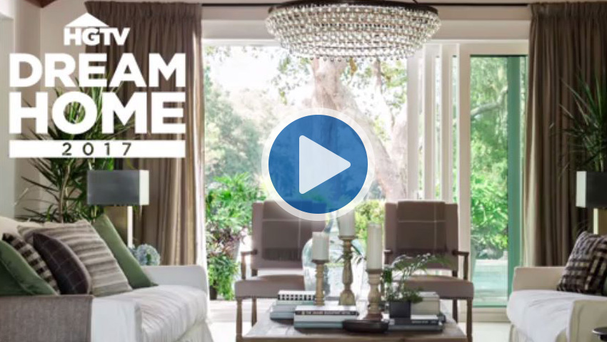 hgtv dream home 2017 90 second tour. Interior Design Ideas. Home Design Ideas