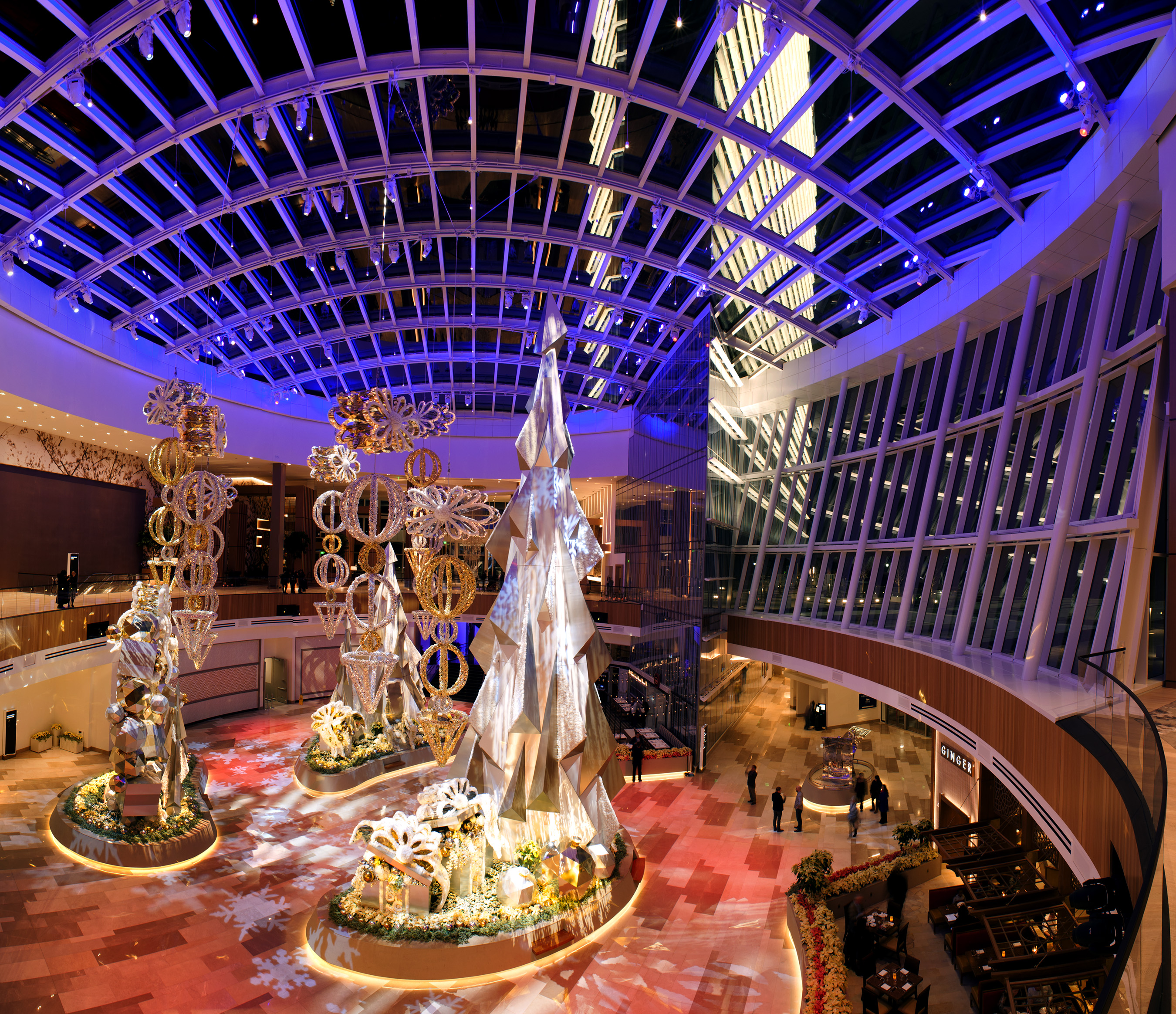Vegas On The Potomac Mgm National Harbor Opens Today Overlooking Nation S Capital