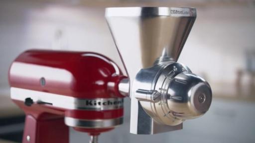 New Attachments Help Make KitchenAid® Stand Mixer A True U201cCulinary Centeru201d