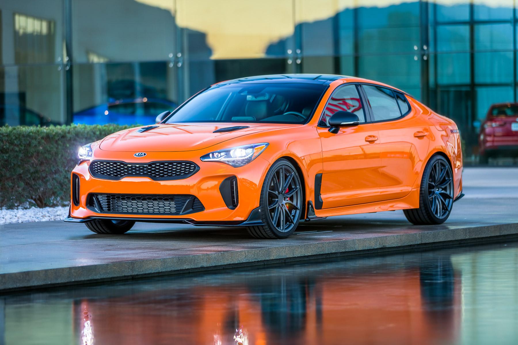 Kia Motors America Showcases Performance, Style And Luxury