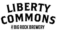 Liberty Commons at Big Rock Brewery logo