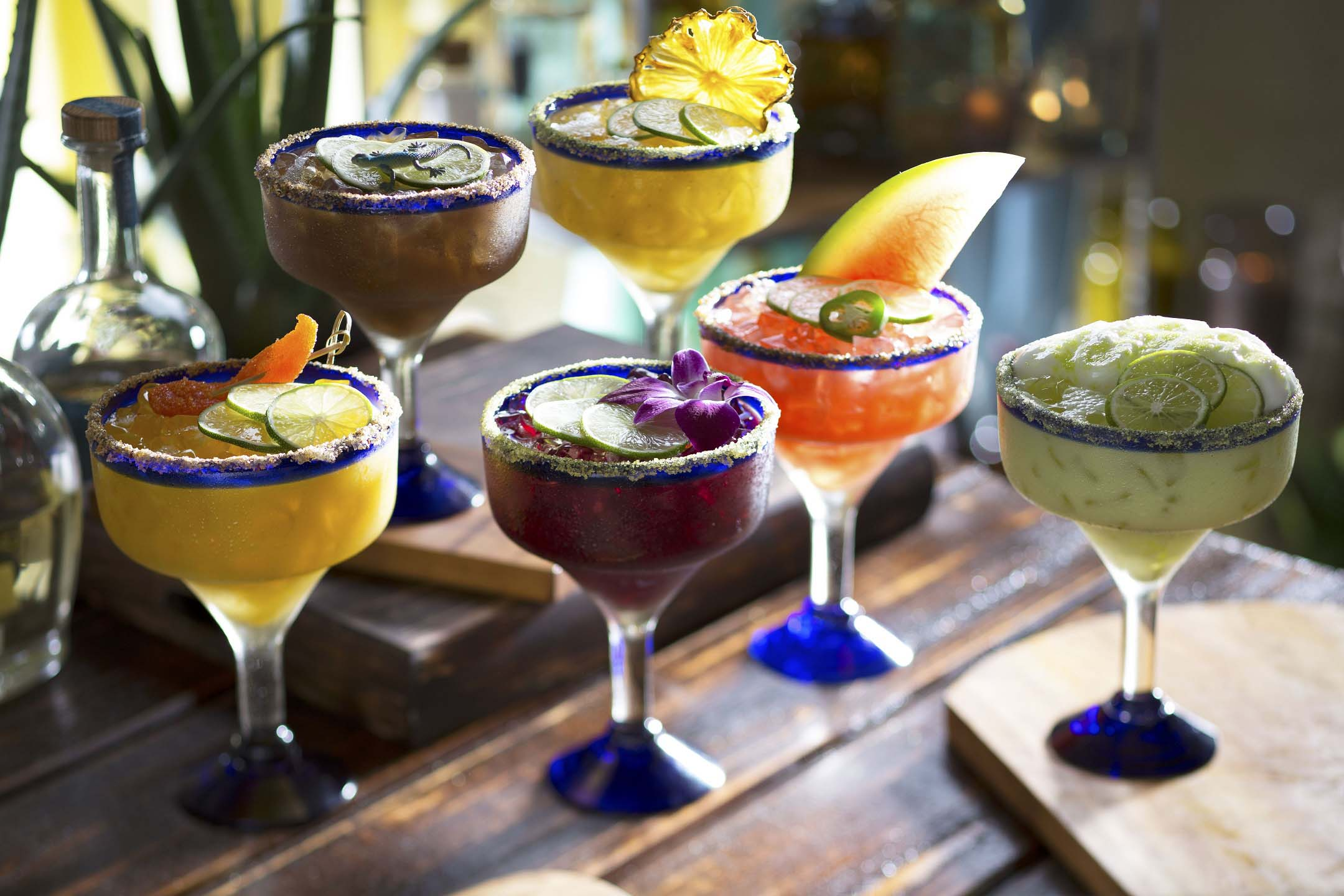 Bahama Breeze Serves Up $2.22 Classic Margaritas