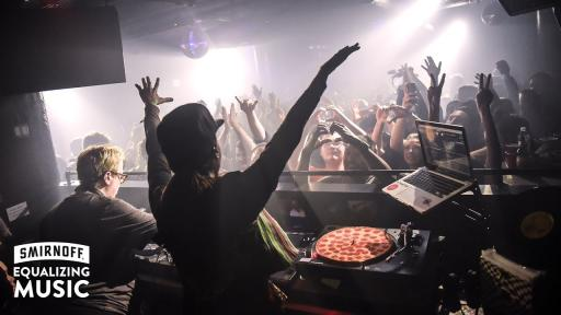 "SMIRNOFF™ Launches The ""Equalizing Music"" Initiative"