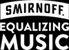 SMIRNOFF Equalizing Music logo