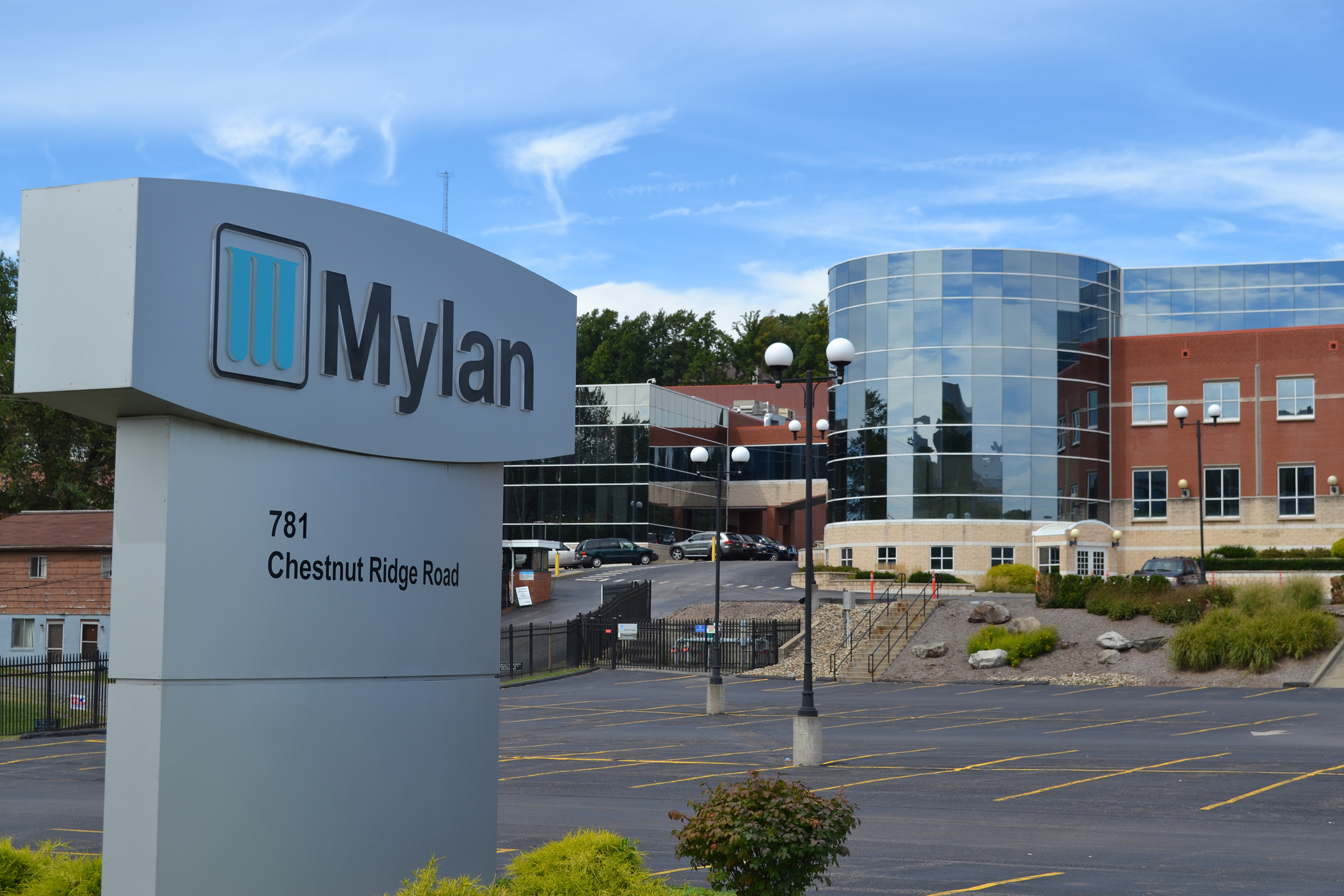 Mylan manufactures billions of doses at its facility in Morgantown, West Virginia.