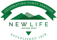 New Life Hiking Spa logo
