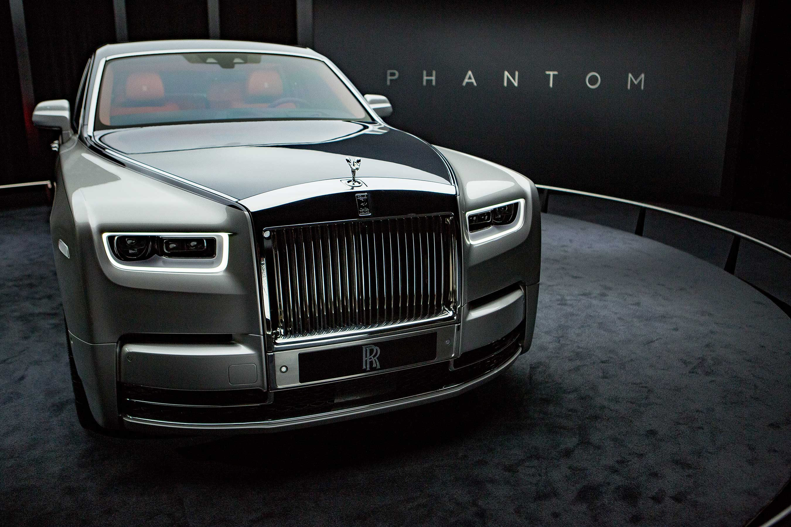 the new rolls royce phantom. Black Bedroom Furniture Sets. Home Design Ideas