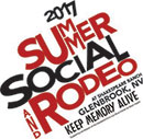 Summer Social And Rodeo At Shakespeare Ranch logo