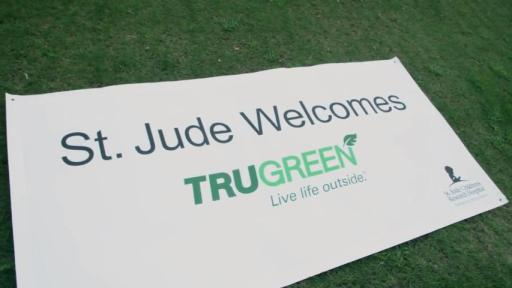 TruGreen Gives To The Children At St. Jude