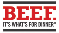 Beef Its Whats For Dinner logo