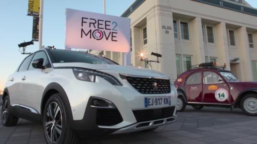 Groupe Psa Chooses Seattle To Launch Free2move Mobility Brand In The