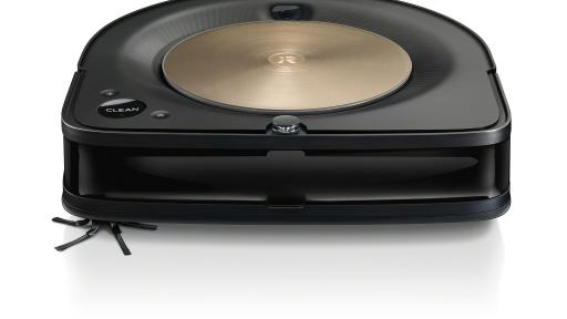 Roomba® s9+ – Front Facing