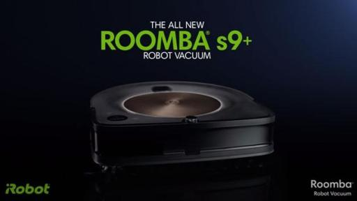 Play Video: Roomba® s9+ Robot Vacuum Overview