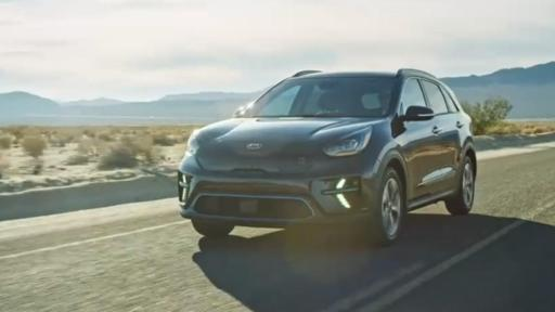 Play: 2019 Kia Niro EV Video