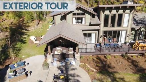 HGTV Dream Home 2019 Exterior Tour