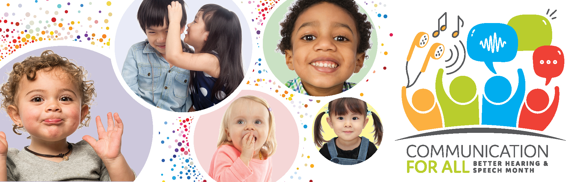 Banner image of multiple different children