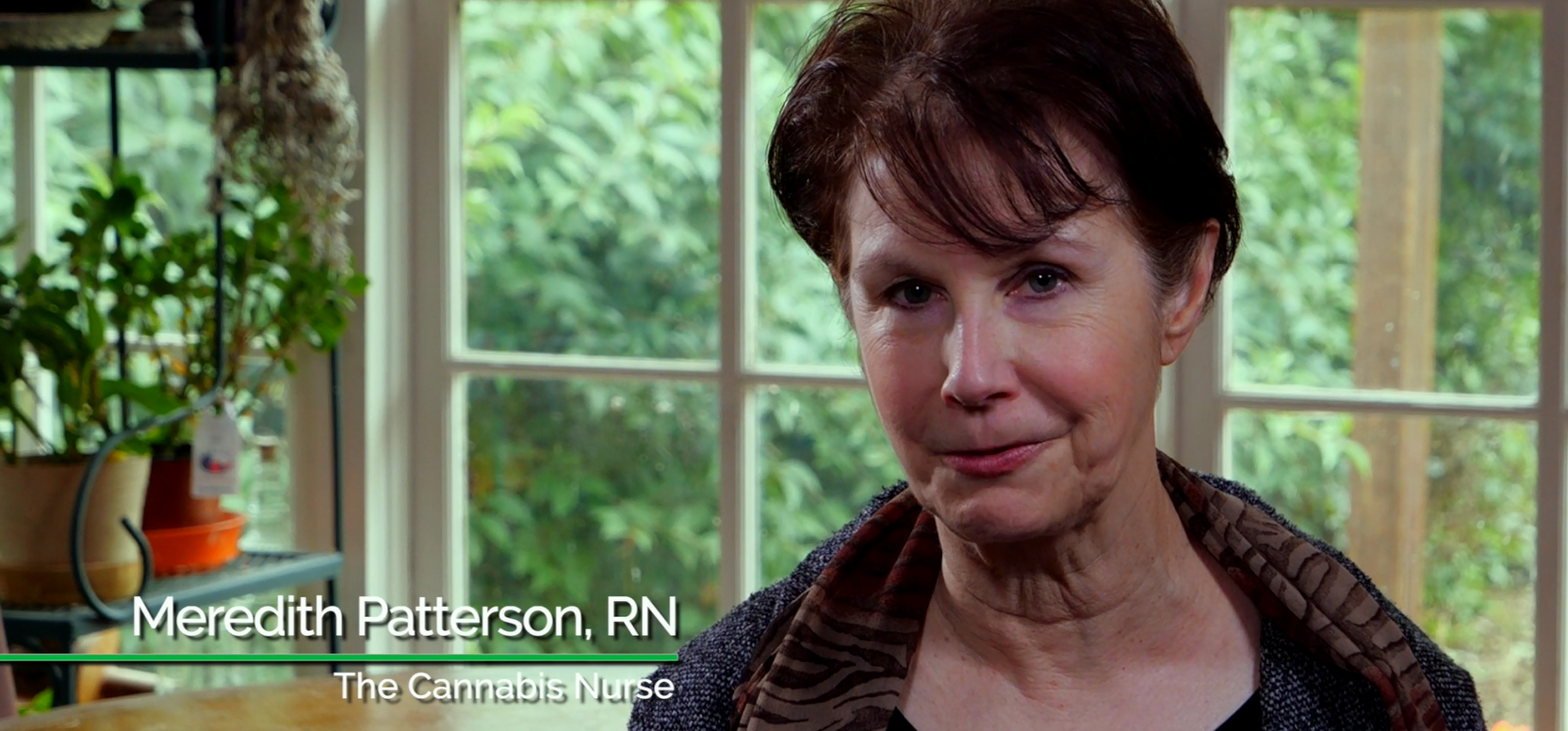 Meredith Patterson, the Cannabis Brain Nurse, introduces the CBN cannabinoid