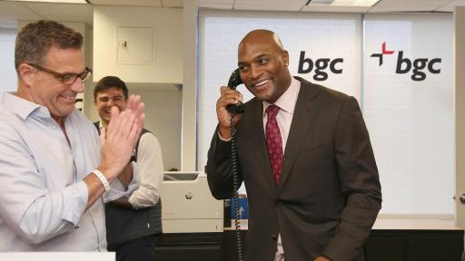 Amani Toomer answer calls for BGC charity event
