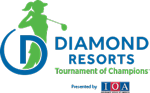 Diamond Resorts Tournament of Champions logo