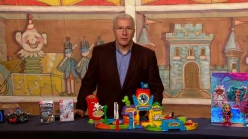 Chris Byrne, The Toy Guy®, Unveils the Hottest Toys of the Season