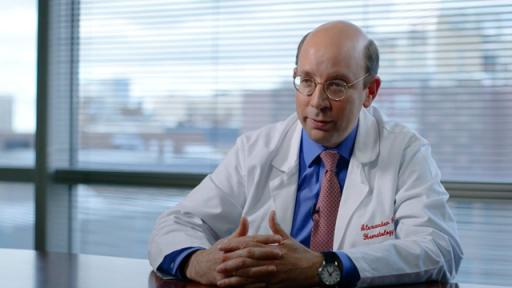 Play Video Alexander Perl, M.D., Abramson Cancer Center, University of Pennsylvania