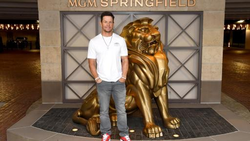Mark Wahlberg at MGM Springfield