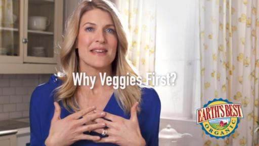 Watch: Earth's Best on Veggies First for Baby