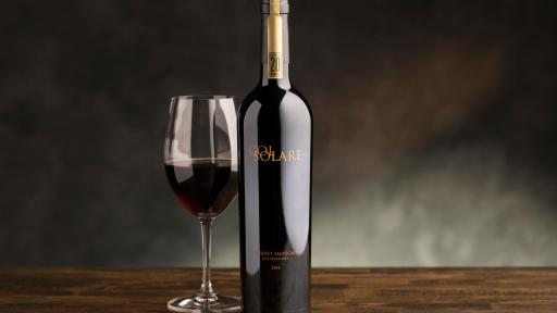 Col Solare, a limited production New World Cabernet Sauvignon