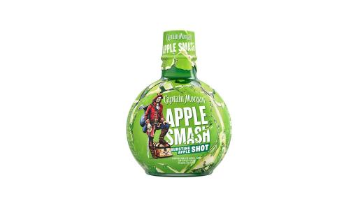 Captain Morgan Apple Smash 750ml bottle
