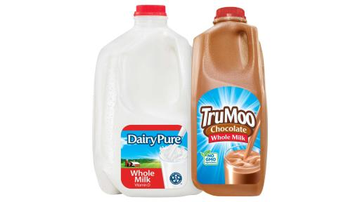 DairyPure & TruMoo Chocolate Milk